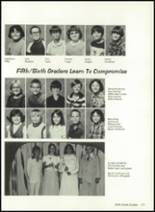 1981 Baird High School Yearbook Page 124 & 125