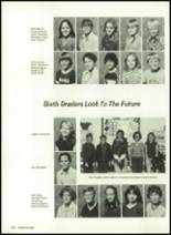 1981 Baird High School Yearbook Page 126 & 127