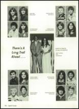 1981 Baird High School Yearbook Page 130 & 131