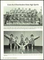 1981 Baird High School Yearbook Page 132 & 133