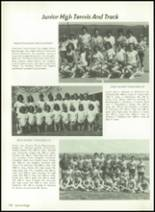 1981 Baird High School Yearbook Page 134 & 135