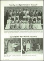1981 Baird High School Yearbook Page 136 & 137