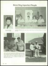 1981 Baird High School Yearbook Page 140 & 141
