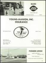 1981 Baird High School Yearbook Page 146 & 147