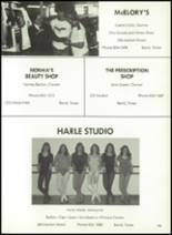 1981 Baird High School Yearbook Page 148 & 149