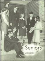 1966 St. Wendelin High School Yearbook Page 16 & 17