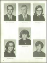 1966 St. Wendelin High School Yearbook Page 20 & 21