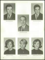 1966 St. Wendelin High School Yearbook Page 22 & 23