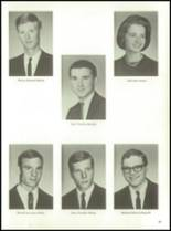 1966 St. Wendelin High School Yearbook Page 26 & 27