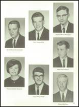 1966 St. Wendelin High School Yearbook Page 30 & 31