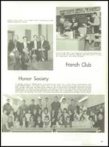 1966 St. Wendelin High School Yearbook Page 68 & 69