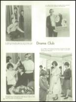1966 St. Wendelin High School Yearbook Page 70 & 71