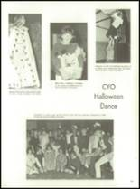 1966 St. Wendelin High School Yearbook Page 74 & 75