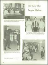 1966 St. Wendelin High School Yearbook Page 80 & 81