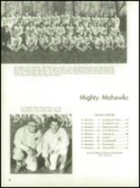 1966 St. Wendelin High School Yearbook Page 86 & 87