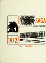 1972 Yearbook Warren Travis White High School