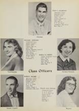 1955 Covington High School Yearbook Page 12 & 13