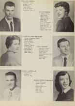 1955 Covington High School Yearbook Page 14 & 15