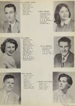 1955 Covington High School Yearbook Page 18 & 19