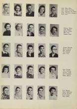 1955 Covington High School Yearbook Page 22 & 23