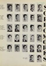 1955 Covington High School Yearbook Page 24 & 25