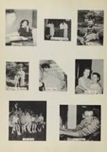 1955 Covington High School Yearbook Page 32 & 33