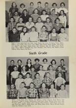 1955 Covington High School Yearbook Page 34 & 35