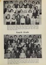 1955 Covington High School Yearbook Page 36 & 37