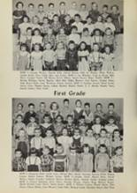 1955 Covington High School Yearbook Page 40 & 41