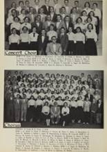 1955 Covington High School Yearbook Page 48 & 49