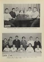 1955 Covington High School Yearbook Page 50 & 51