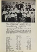 1955 Covington High School Yearbook Page 52 & 53