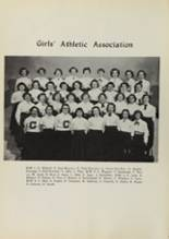 1955 Covington High School Yearbook Page 56 & 57