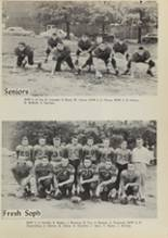 1955 Covington High School Yearbook Page 62 & 63