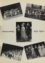 1955 Covington High School Yearbook Page 66 & 67