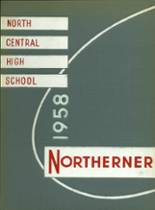 1958 Yearbook North Central High School