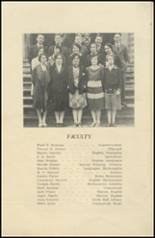 1929 Arlington High School Yearbook Page 10 & 11