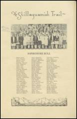 1929 Arlington High School Yearbook Page 26 & 27