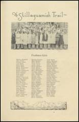 1929 Arlington High School Yearbook Page 28 & 29