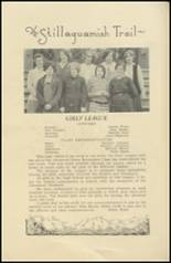 1929 Arlington High School Yearbook Page 34 & 35