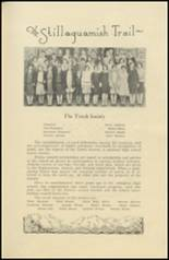 1929 Arlington High School Yearbook Page 36 & 37