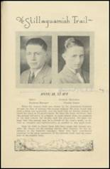 1929 Arlington High School Yearbook Page 56 & 57