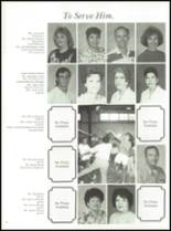 1993 St. Luke School Yearbook Page 10 & 11