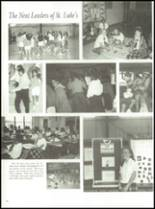 1993 St. Luke School Yearbook Page 40 & 41