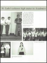 1993 St. Luke School Yearbook Page 80 & 81