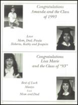 1993 St. Luke School Yearbook Page 92 & 93