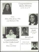 1993 St. Luke School Yearbook Page 96 & 97