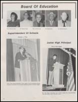 1974 Skiatook High School Yearbook Page 16 & 17