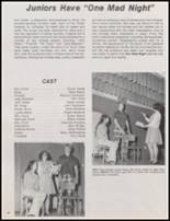 1974 Skiatook High School Yearbook Page 42 & 43