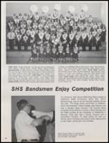 1974 Skiatook High School Yearbook Page 100 & 101